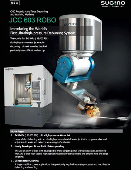 Sugino JCC 603 Robo