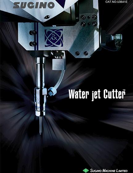Sugino Water Jet Cutter