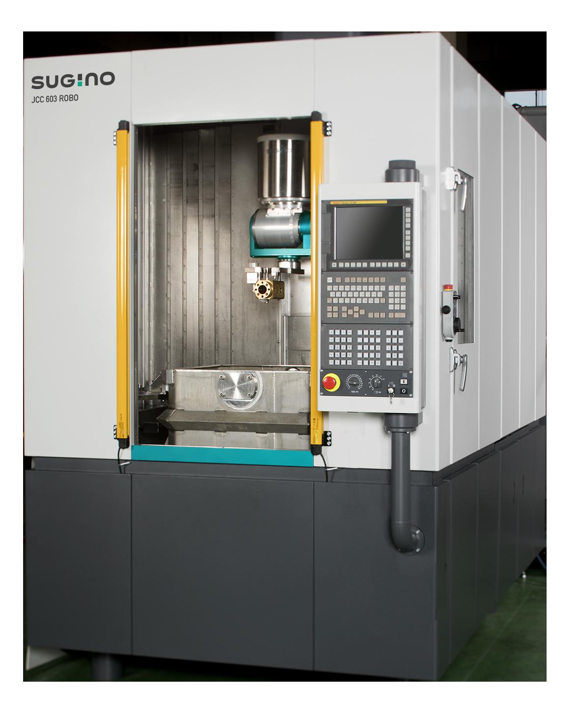 JCC 603 Robo CNC