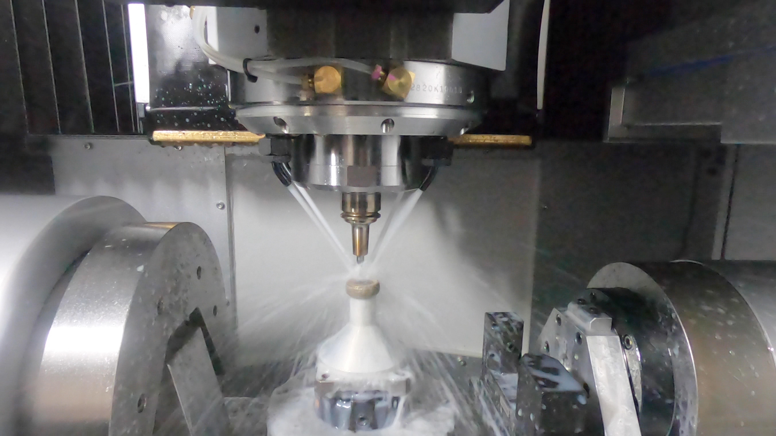 Additive and CNC